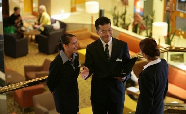 đào tạo việc làm khách sạn nhà hàng