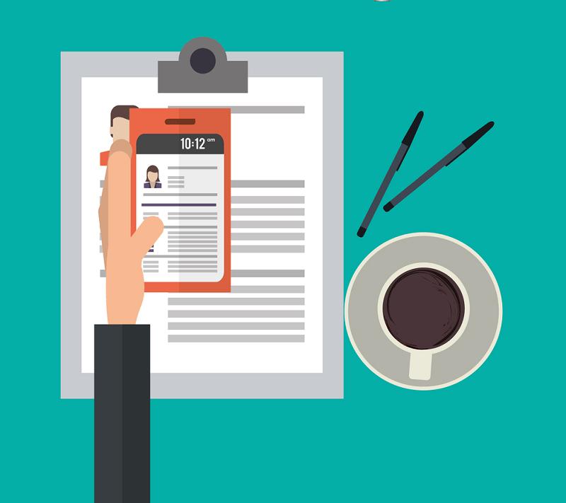 hướng dẫn viết CV cần trình bày như thế nào?