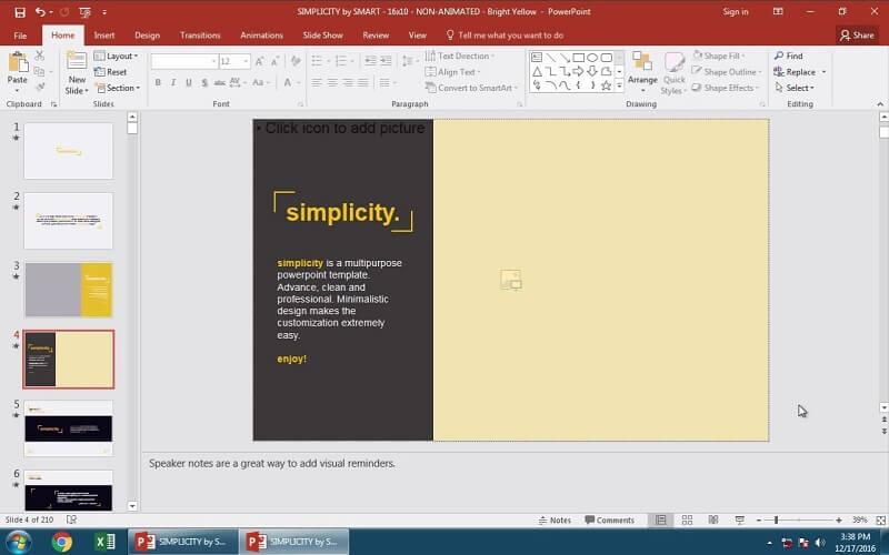 các bước để tạo ra bản trình bày PowerPoint hoàn chỉnh