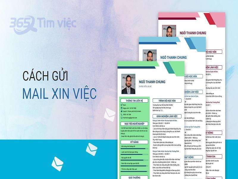 Bạn biết cách gửi CV xin việc qua email đúng chuẩn chưa?