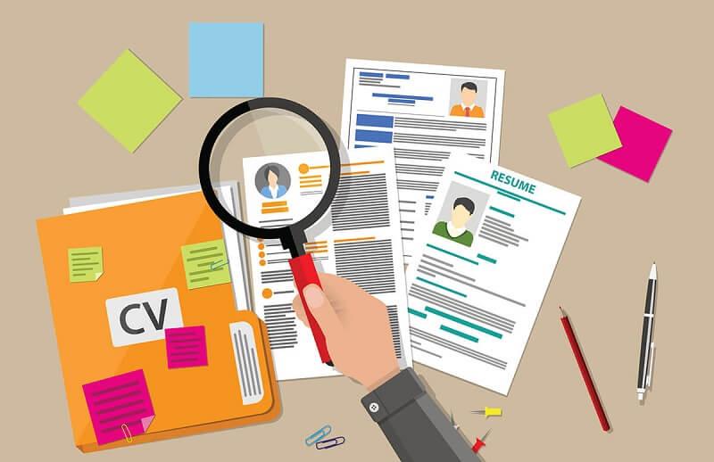 Cách làm CV đơn giản với các mẫu CV online