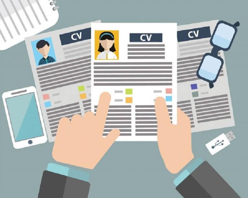 Cách tải CV đẹp file word