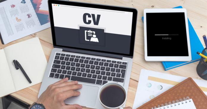 cv online free