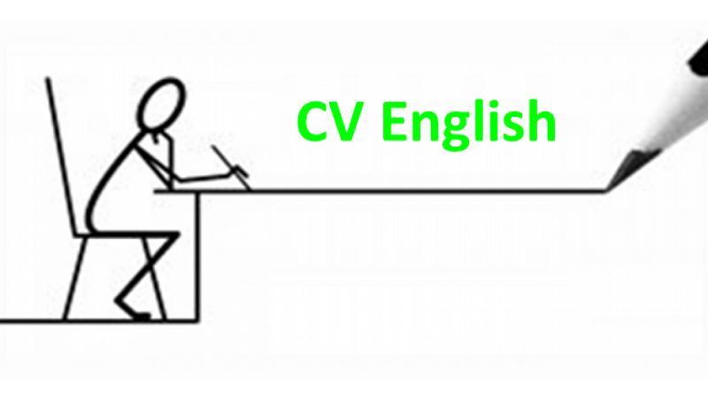 CV tiếng Anh quan trọng