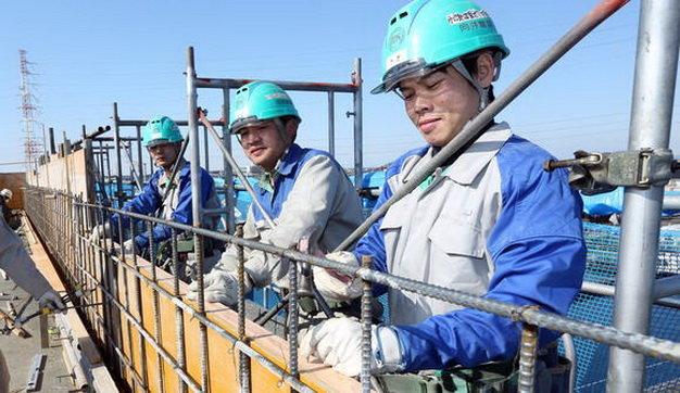 mô hình việc làm xây dựng tại Hà Nội