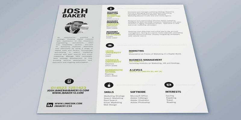 Lợi ích của một CV tiếng anh đẹp
