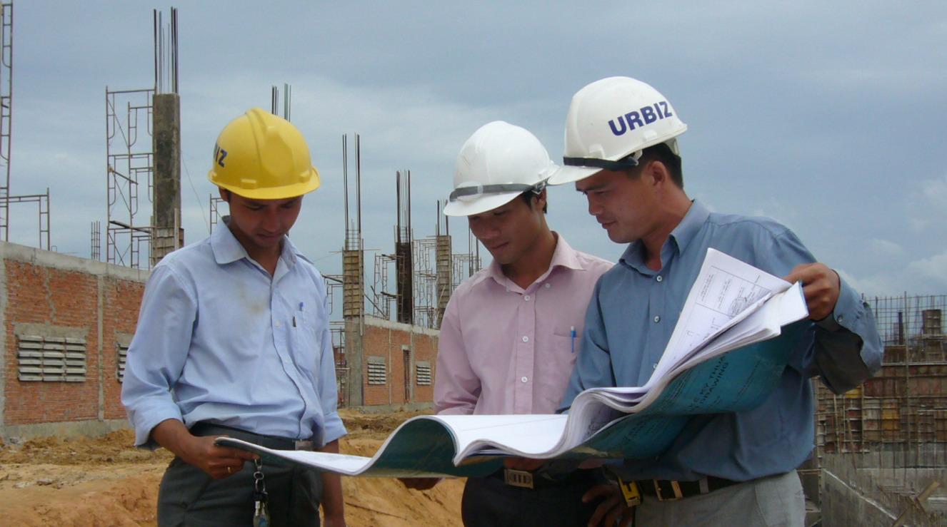 thu nhập của kỹ sư xây dựng
