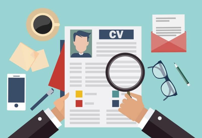 tìm kiếm mẫu CV xin việc đẹp
