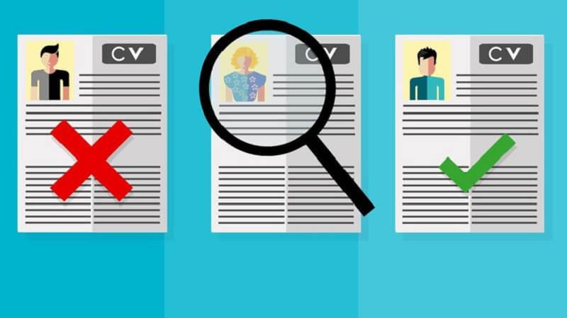 Cách viết CV cho sinh viên thực tập