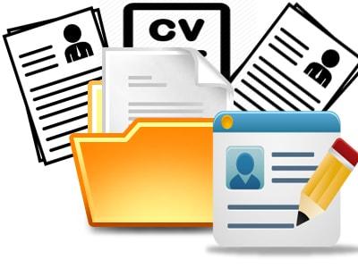 bộ hồ sơ xin việc làm