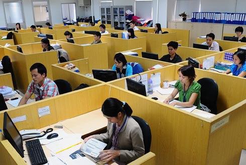 tăng  năng suất việc làm hành chính văn phòng tại hà nội