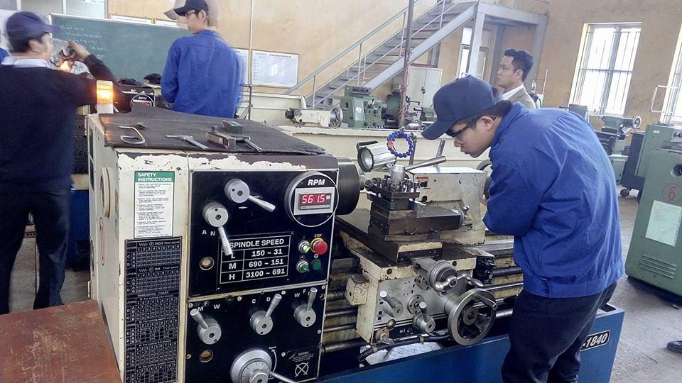 việc làm kỹ sư cơ khí