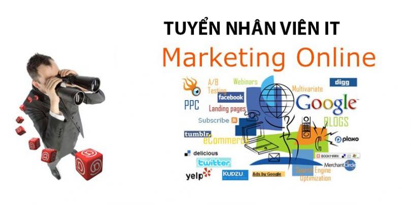 Cơ hội xin việc làm marketing