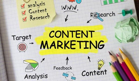 sáng tạo nội dung marketing