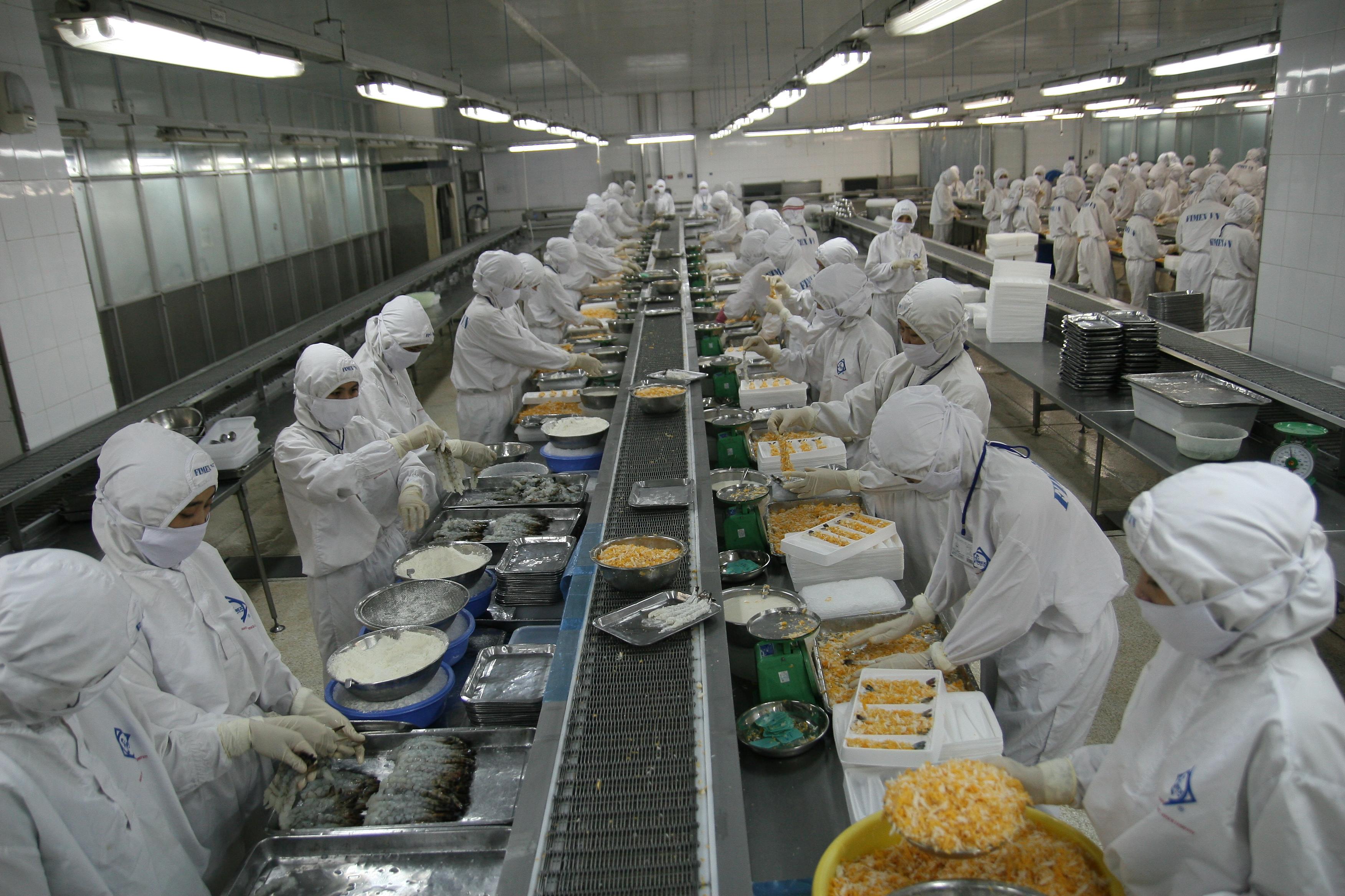 Việc làm sản xuất tại hà nội