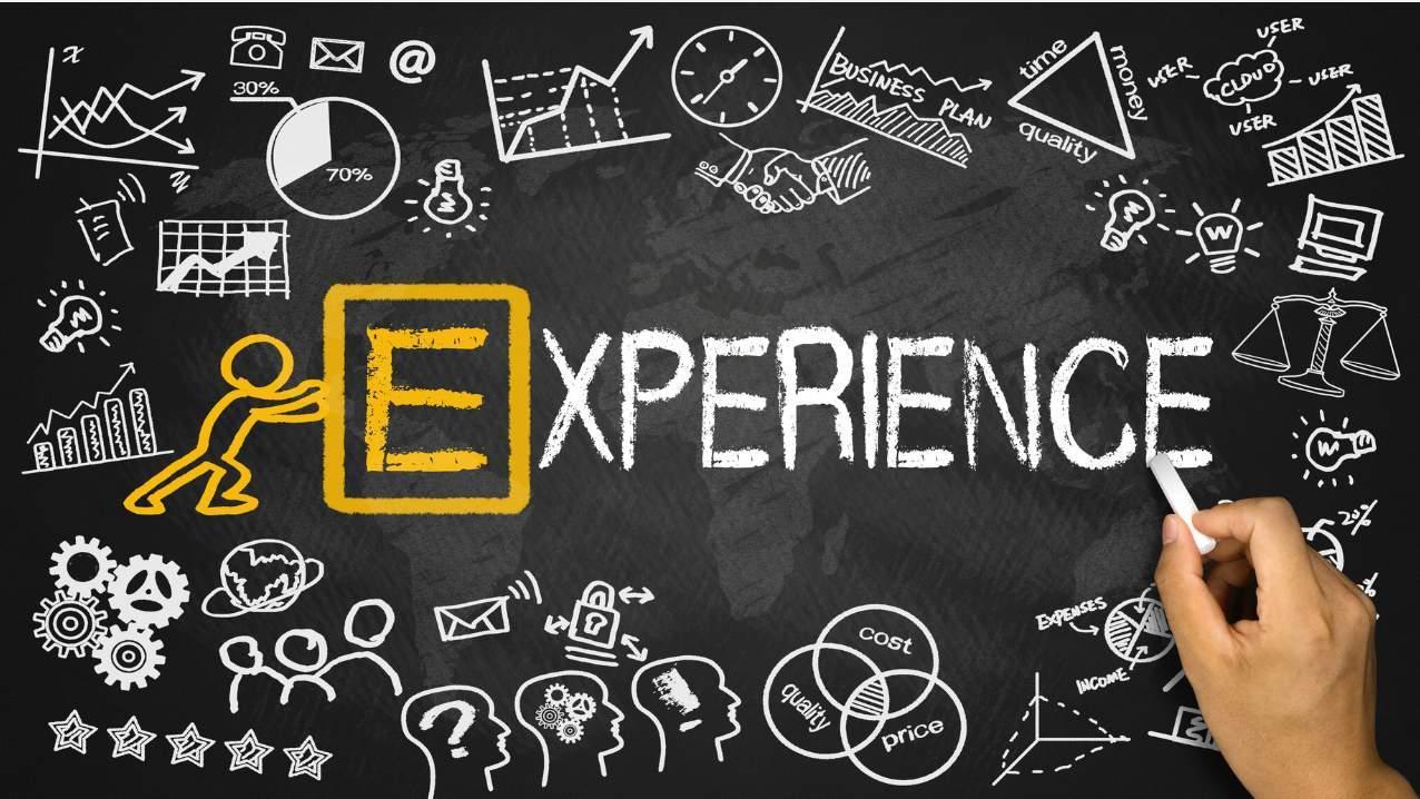 Kinh nghiệm làm việc cần được thể hiện nổi bật trong CV
