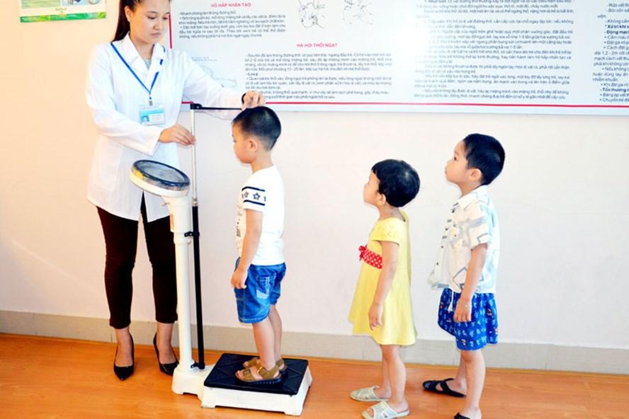 y tế học đường hiện nay