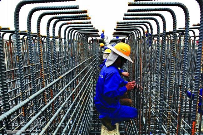 Công việc xây dựng tại hcm