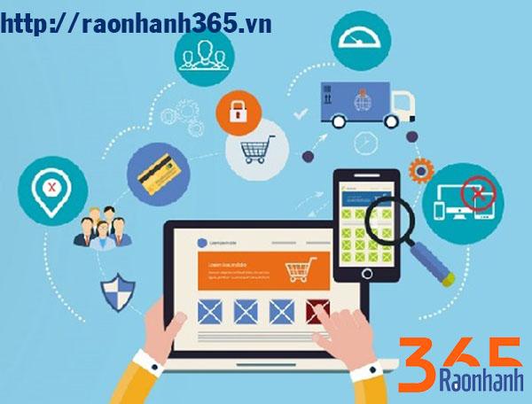 WikiSafari.com - Rao bán trên internet chính là kênh tiếp cận KH hiệu quả