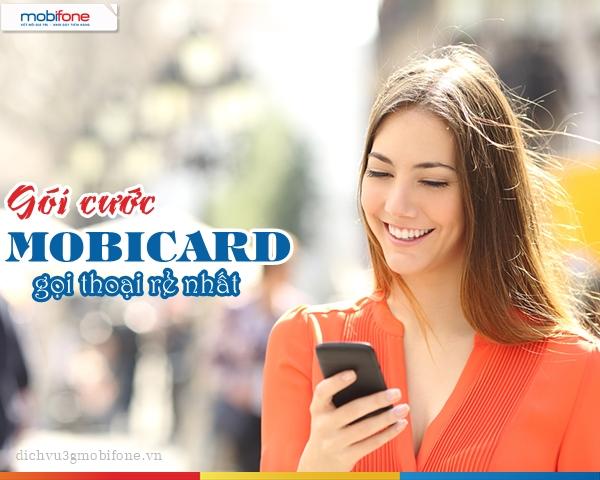 DulichBook.com - Đơn vị Vina triển khai dịch vụ Mobicard phù hợp khách hàng gọi điện ít