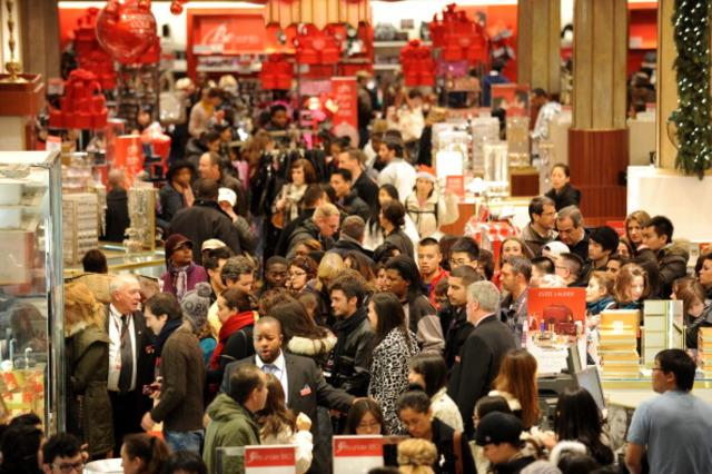 SohaNetwork.com - Ngày hội giảm giá toàn cầu Black Friday tổ chức vào hôm bao nhiêu?