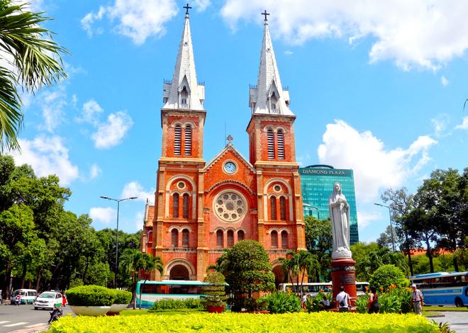 SockVideo.com - Một số chỗ đẹp tại Sài Gòn