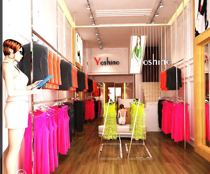 NeatVip.com - Cửa từ phòng chống trộm cướp đối với cửa tiệm Fashion