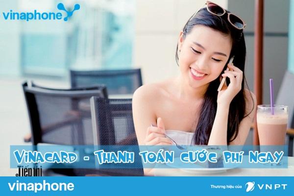 MyKhampha.com - Những thông tin cơ bản cho dịch vụ Vina Card của  Vinafone