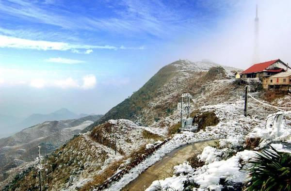 ReadNetworks.com - Một số chú ý khi tới du lịch đỉnh Mẫu Sơn vào trời Đông