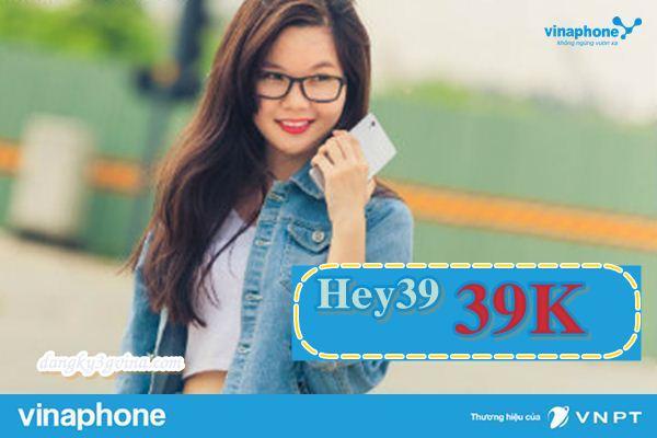WebWiew.com - Những chương trình khuyến mãi của gói dịch vụ  Hey39 vinaphone