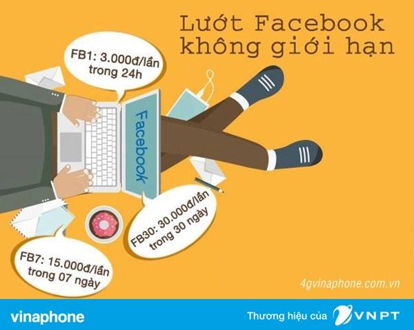 ReadNetworks.com -  Gói dịch vụ FB Vinaphone lướt face không mất phí đang có gì thú vị?