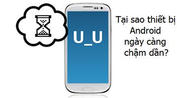 VietAlert.com - Những cách ngăn ngừa việc tràn bộ lưu trữ trên thiết bị Android