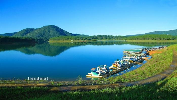 SpecialVn.com - Hồ Tuyền Lâm một chốn tham quan không nên bỏ qua ở Đà Lạt