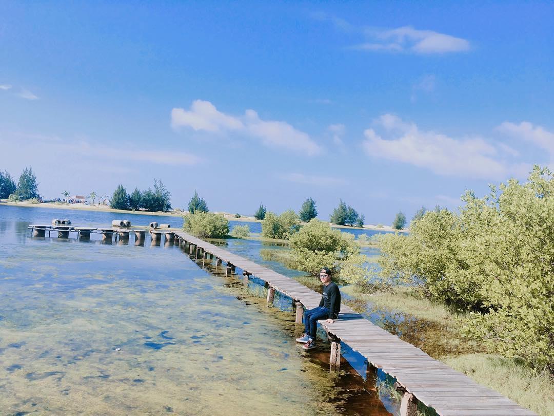 SniperPlus.com - Vùng biển Hồ Cốc một chốn tiên cảnh