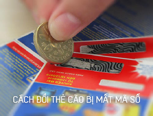 MyKhampha.com - Tìm hiểu cách thức lấy lại seri thẻ cào bị mất đơn giản