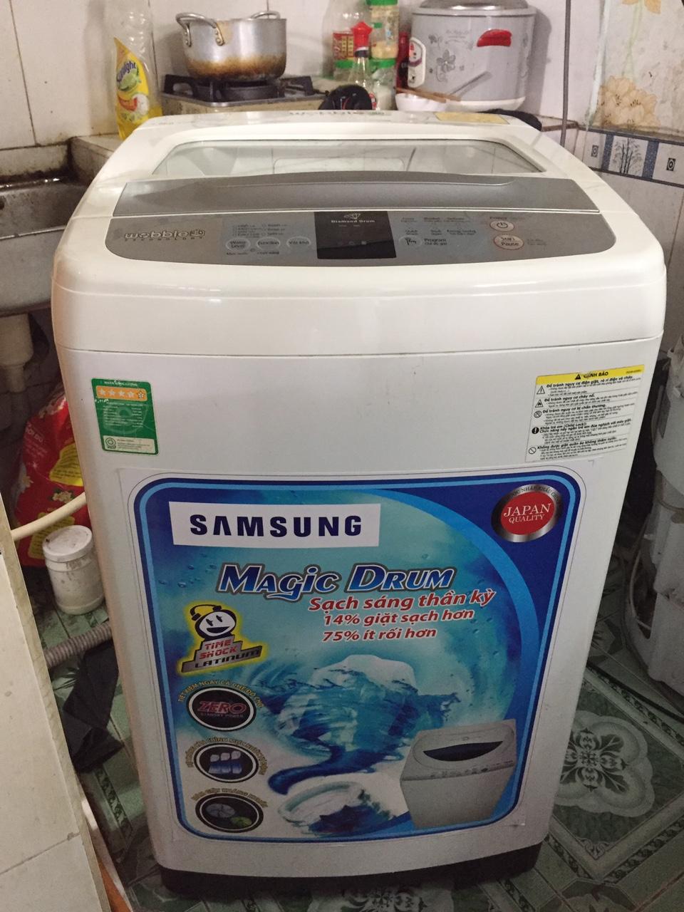WebWiew.com - Hướng dẫn bạn những mẹo lựa tậu chiếc máy giặt cũ bền bậc nhất
