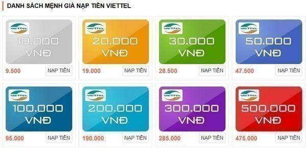 ZoonNews.com - Mua card điện thoại Viettel cùng vs các cách ko phải ai cũng biết