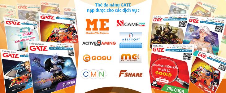 NewHhb.com - Những dòng thẻ cào Game đang có ở nước mình