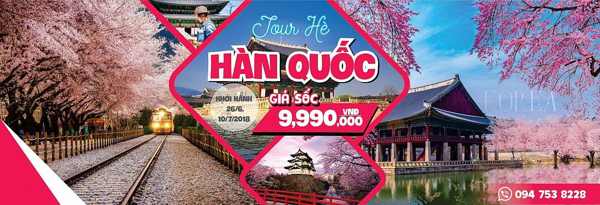 LinkAdam.com - Tuyệt chiêu săn vé máy bay ưu đãi thăm quan Seoul