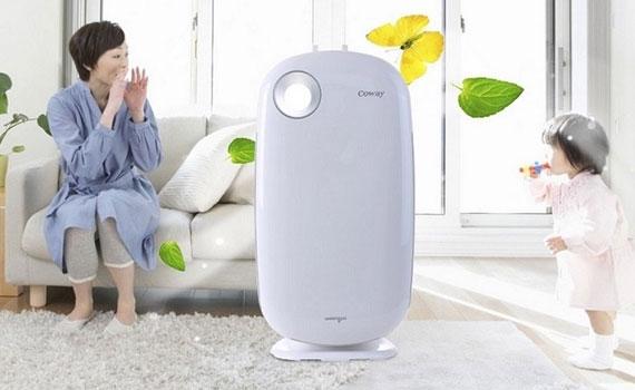 WebWiew.com - Mua máy lọc sạch không khí để mà khử bỏ mùi bực bội trong tổ ấm