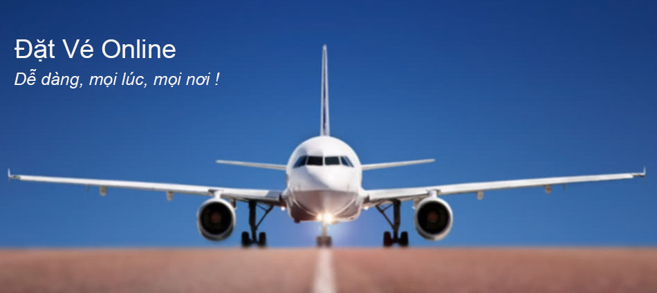 ReadnewsGroup.com -  Một vài thông tin phải nắm kĩ lúc thực hiện đặt mua vé máy bay online