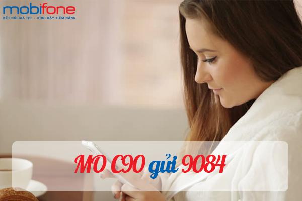 Làm sao để nhận được ưu đãi từ gói cước C90 Mobifone nhanh nhất?