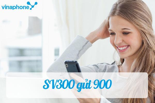 Hướng dẫn nhanh cách đăng kí gói SV300 Vinaphone nhận ưu đãi khủng