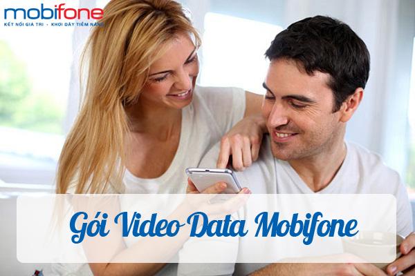 Những ưu đãi nhận được khi đăng kí gói Video Data Mobifone