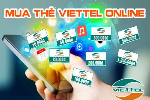 SpotViet.com - Làm thế nào để nhanh mua thẻ nạp Viettel?