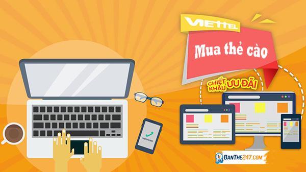 RankingFlow.com - Cách mua thẻ điện thoại Viettel vô cùng nhanh nhất