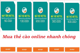 MyKhampha.com - Tuyệt chiêu mua mã thẻ cào mạng Viettel dễ dàng nhất hiện nay