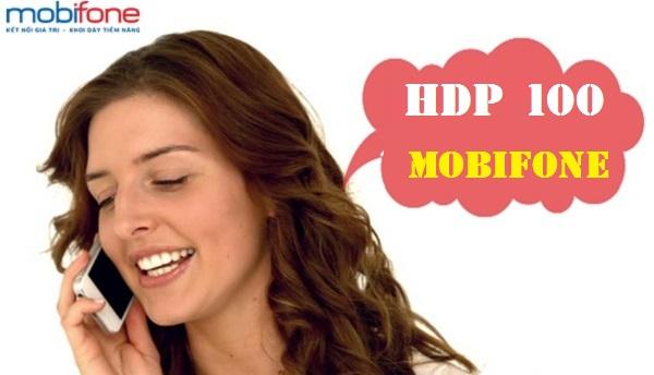 Bật mí cách nhận ưu đãi 3Gb data từ gói HDP100 Mobifone