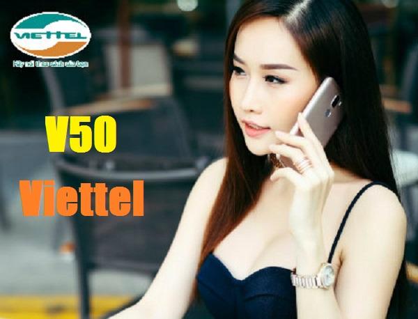 Nhận ngay ưu đãi 170 phút gọi miễn phí từ gói V50 Viettel