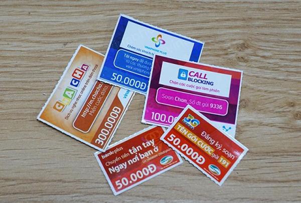 Mua thẻ cào điện thoại chưa bao giờ đơn giản đến vậy
